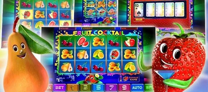 Jumping fruits прыжки фруктов игровой автомат ставка